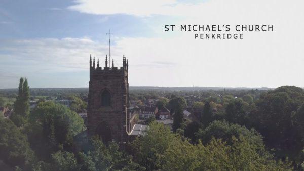 Church - Drone Footage