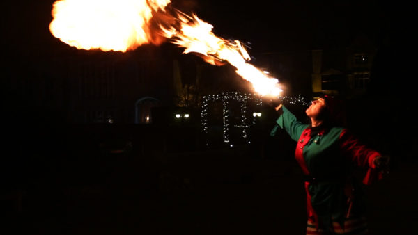 Coombe Abbey - Fire Breather